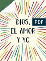 DIOS EL AMOR Y YO OFICIAL EXPOEVANGELIZACIÓN
