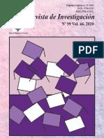 Revista de investigacion 99-2020
