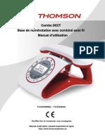 THOMSON TH-530 Manual