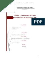 ENSAYO DEREC.CONSTITUCIONAL T.C
