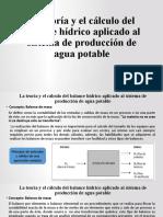 Balance de masa en sistemas de agua potable-A.pptx