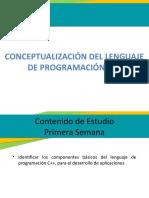 Conceptualización del lenguaje de programación c++ - Actividad 1.pptx
