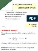 Cell Kinetics