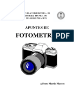 Apuntes de Fotometria