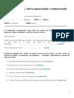 PRACTICA N° 8 -el texto-denotación y connotación- enviar
