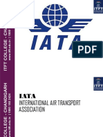 Role of IATA and its functions PPT.pdf