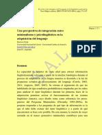 Una perspectiva de integración (pág. 171-197)