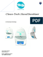 Clean Tech Eng catalog