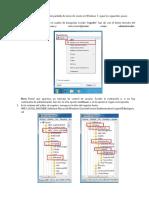 Cambiar la imagen de fondo de pantalla de inicio de sesión en Windows 7