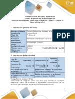 Guía de Actividades y Rúbrica de Evaluación - Fase 3 - Sobre La Labor Etnográfica