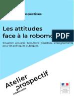 APVR - QP 1 - Attitudes face à la robomobilité  V0.3
