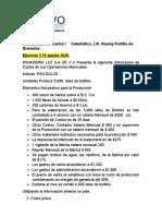 EJERCICO MIERCOLES 19 AGOSTO 2020