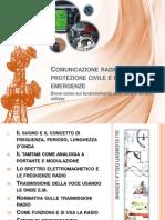 Comunicazione radio in protezione civile e emergenze