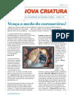Abrir A Nova Criatura 004_Coronavírus