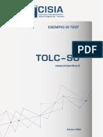 Esempio di prova TOLC-SU.pdf