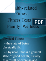 P.E 7 Physical Fitness