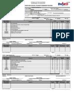 School Form 10 -3