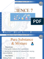 substance and mixture