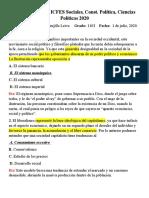 Resolucion Prueba Sociales_1 De Julio