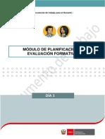 Planificacion y Evaluacion Formativa EDUCARE7 Ccesa007