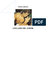 Varias autoras - Antologia legado de amor