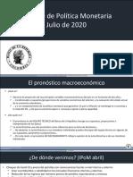 informe-politica-monetaria-julio-2020