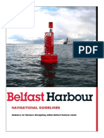 Belfast Harbour Navigational Guidelines - v4