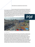bercermin dari kasus kecelakaan kerja di proyek infrastruktur