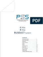 PSS Power System Solutions CATALOGUE