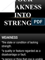 God Turns Your Weakness into Strength.pptx