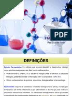 Ensaios no desenvolvimento de fármacos I