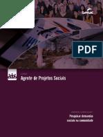 Material de Estudo - Agente de Projetos Sociais - UNIDADE CURRICULAR 1