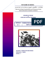 M1_Fabrication des pièces d'usinage simples en tournage.pdf