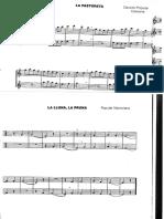 Duos, tríos y afinación de la octava