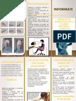 folleto biomecanica