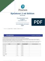 SpeakOut 2 nd Edition 2º Bach Programación Aula LOMCE