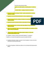 Guía de estudios para el parcial de la materia Derecho Político