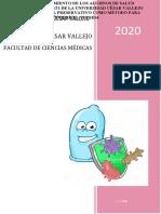 Nivel de Conocimiento Acerca Del Uso Del Preservativo en Estudaintes de Medicina de La Universidad César Vallejo