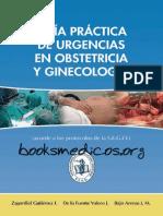 Guia Practica de Urgencias en Obstetricia y Ginecologia