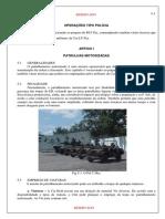 Capítulo 5 - OPERAÇÕES TIPO POLÍCIA