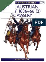 (Militaria) Osprey - Men at Arms 329 - Austrian Army 1836-66 (2) Cavalry