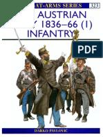 (Osprey) Men at Arms 323 - Austrian Army 1836-66 (1) Infantry
