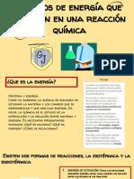 Cambios de energía que ocurren en una reacción quimica .pdf