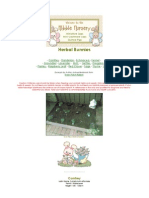 Nibble Nursery - Rabbit Care - Herbs