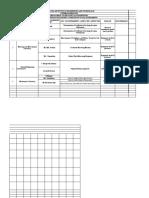 mechanical deviation report
