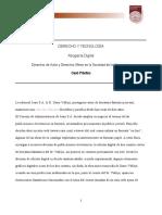 CASO PRACTICO - PROPIEDAD INTELECTUAL EN EL ENTORNO DIGITAL