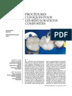 Procédures Cliniques Pour Les Restaurations Composites (1).pdf