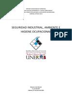 Seguridad industrial - Unidad II