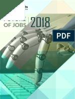 Future of Jobs 2018