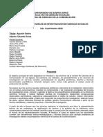 Programa Metodología cat Salvia - 2do Cuatrimestre 2020